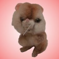Sweet Vintage Little Pipe Cleaner and Wool Animal