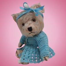 Poor Molly, Vintage Chiltern Teddy Bear