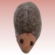 Vintage Schuco Molly Hedgehog