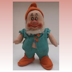 Chad Valley Dwarf Doc from Snow White and the Seven Dwarfs