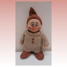 Dear Vintage Chad Valley Dopey Dwarf from Snow White