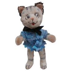 Sweet Vintage Schuco  'Koko' Comical Cat, Bigo Bello Series
