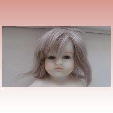 Henrietta, Vintage Artist Wax Doll