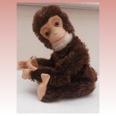 Wonderful  Vintage Schuco Tricky  Yes / No Monkey