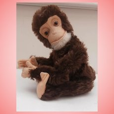 Wonderful Vintage Schuco Tricky  Yes / No Monkey