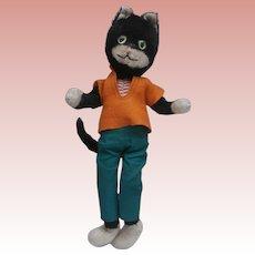 Schuco Bigo Bello Comical Cat, Schuco Label