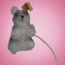Sweet Steiff Pieps Mouse,Steiff Button