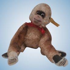 Steiff Gibbon Monkey, 1962 to 1966