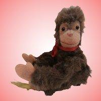 Sweet Steiff  Jocko Monkey, 1959 to 1964, Steiff Button