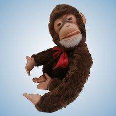 Steiff Jocko Monkey, No Id's