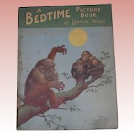 Lawson Wood A Bedtime Picture Book, Monkey , Bears