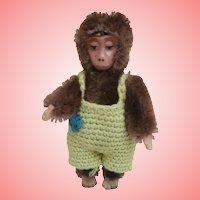 Vintage Miniature Schuco  Monkey