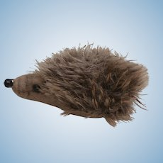 Steiff Miniature Joggi Hedgehog, No Id's