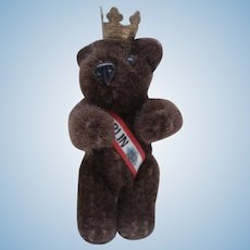Heike / Schuco Miniature Berlin Teddy Bear