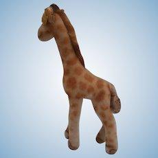 Steiff Giraffe , Steiff Button