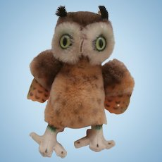 Steif Wittie Owl, No Id's