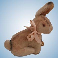 Wonderful Vintage Hermann Bunny Rabbit, Hermann Label