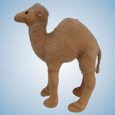 Steiff Camel, No Id's 1959 to 1964