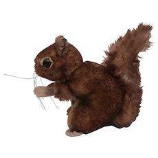 Steiff Perri Squirrel 1959 to 1964, Walt Disney Movie , Chest Tag