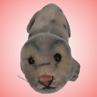 Lovely Larger Robby Seal, Button