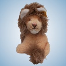 Steiff Snuffy Lion, Button