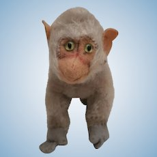 Steiff Coco Baboon Monkey, 1959 to 1964, No Id's, A/F