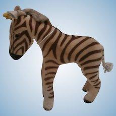 Steiff Zebra, Steiff Button