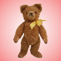 Grumbles. Vintage German Teddy Bear