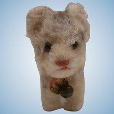 Sweet Steiff Tabby Cat, 1959 to 1964, Steiff Chest Tag