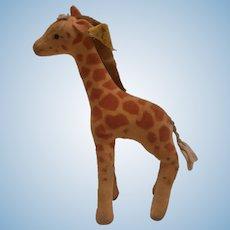Steiff Giraffe, 1959 to 1964, Steiff Button