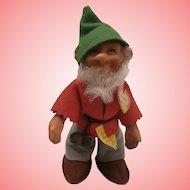 Steiff Pucki Dwarf Doll, All Id's