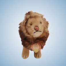 Steiff Leo Lion, Chest Tag