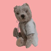 Bramble,  Vintage Steiff Original Teddy Bear, Steiff Button