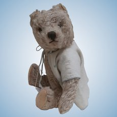 Bramble,  Vintage Steiff Original Teddy Bear, Steiff Button