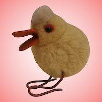Steiff Woolen Duck, 1949 to 1964, No Id's
