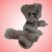 Miniature Vintage Schuco Raccoon