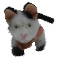 Gorgeous  Miniature Schuco Pussy Cat