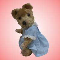 Well Loved Matilda, Vintage English Teddy Bear