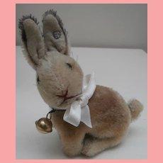 Steiff Sonny  Rabbit. 1959 to 1964, Steiff Button