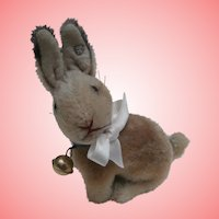 Steiff Sonny  Rabbit. 1959 to 1964, Steiff Button