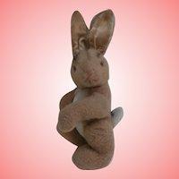 Vintage Hermann Rabbit,  Hermann Label
