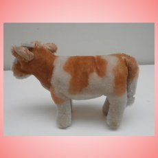Steiff Cow, No Id's 1966 to 1970