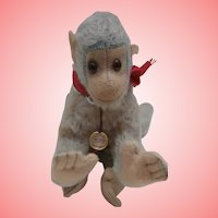 Sweet Loved Hermann Monkey with Label