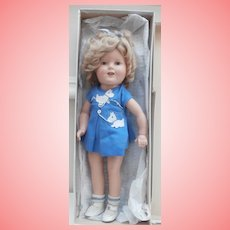 All Original Ideal  Shirley Temple Doll with Original Box