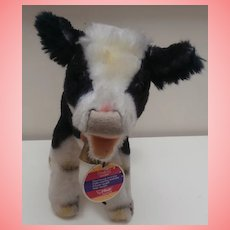 Steiff Cosy Kalble, Cosy Little Calf , Cow 1970 to 1971