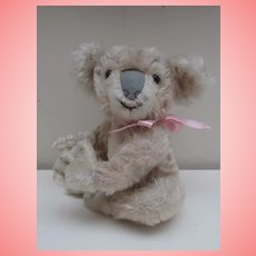 Lovely MIddle Size Steiff Koala,1955 to 1961, No Id's