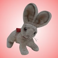 Steiff Changeable Rabbit, 1959 to 1964, Steiff Button