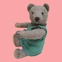 Agatha, WEll LOved Steif Original Teddy Bear, No Id's