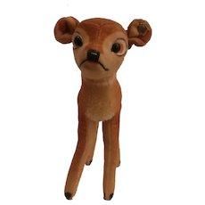 Steiff Bambi Deer, 1959 to 1964, Steiff Button, Walt Disney Movie