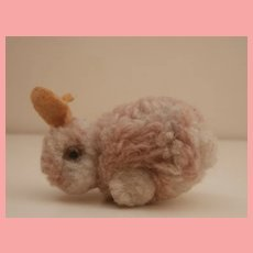 Sweet Woolen Pompom Bunny Rabbit No  Id's 1959 to 1964
